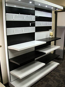 Amazing Wall Systems Retail Store Fixtures Action Retail Outfitters Home Interior And Landscaping Ologienasavecom